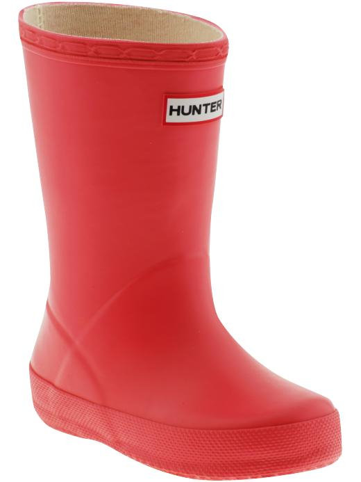 Kids First Hunter Rain Boots ($50)