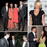 Colin Firth Hosts a Green Bash For John Krasinski, Emily Blunt, and Cameron Diaz