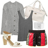 How To: Sporty-Chic