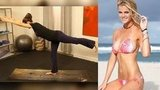 On the Mat With Brooklyn Decker and Tara Stiles