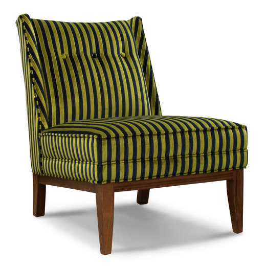 For a limited time, all Jonathan Adler upholstered furniture is 20-40 percent off, so take advantage of these deals with a cheery striped slipper chair (now $957).
