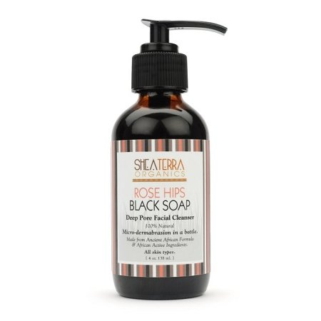 The Best Organic Black Soap