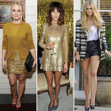 7 Dazzling Gold Outfits to Wear For Sunday's Oscars