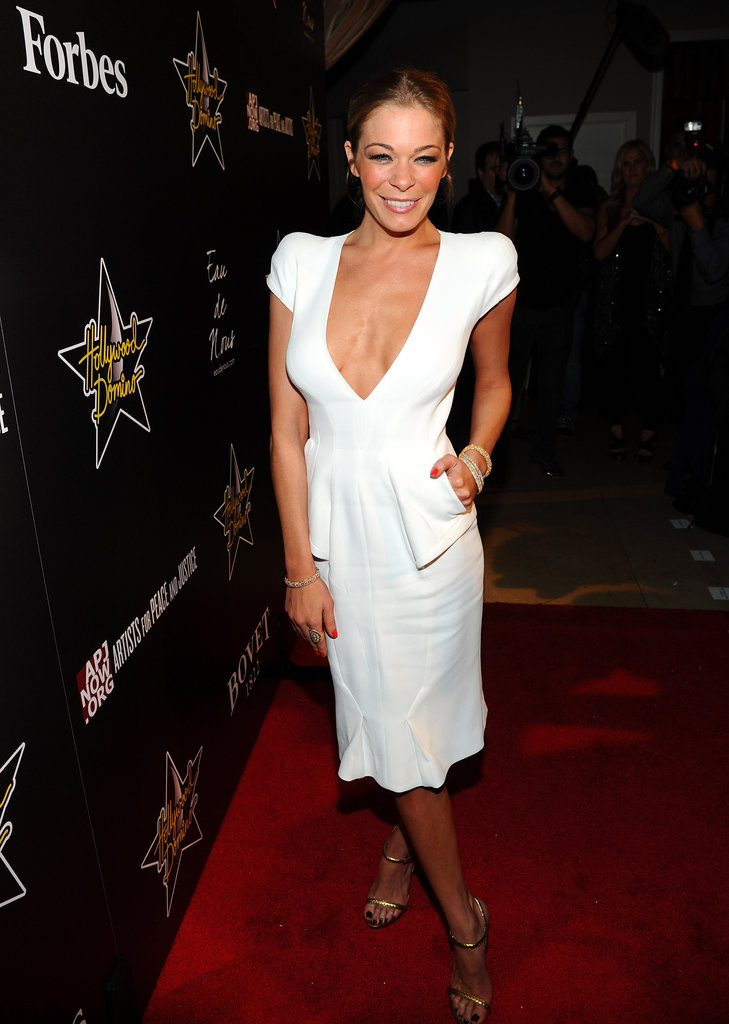 LeAnn Rimes wore Tom Ford.