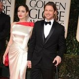 Hot and Cute Celebrity Couples of 2012 Awards Season