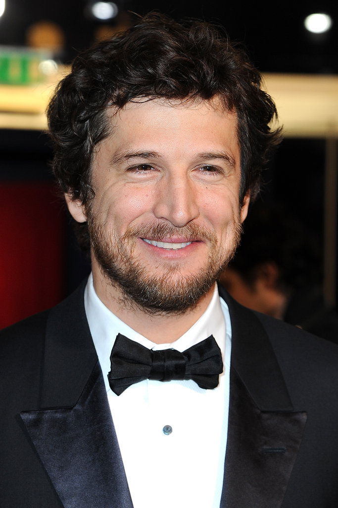 Guillaume Canet at the César Awards.