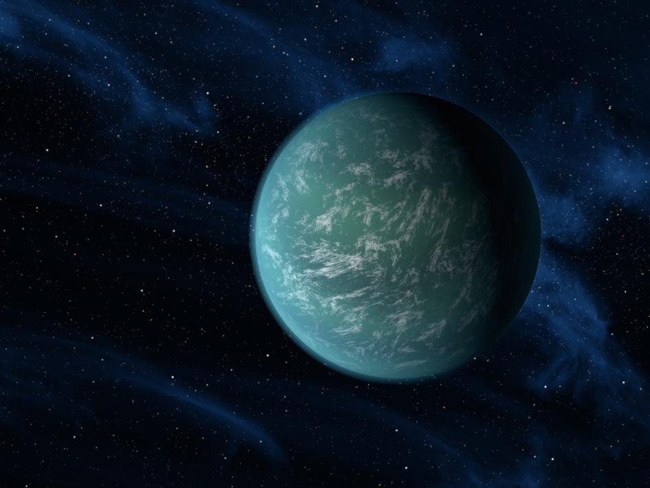 Kepler-22b: The Distant Earth-Like Wonder