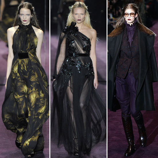 Don't miss a moment of the Milan Fashion Week shows. From Gucci and Alberta Ferretti to Prada and Moschino, we've got every look from the latest batch of Fall 2012 collections.