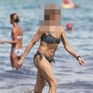 Picture of Celebrity Singer on Maui Beach