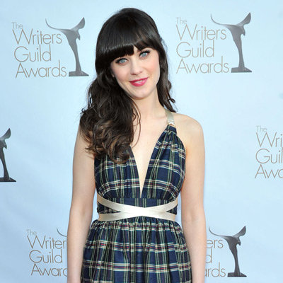 Celebrity Pictures of Zooey Deschanel, Emma Stone, Rooney Mara, Reese Witherspoon and More