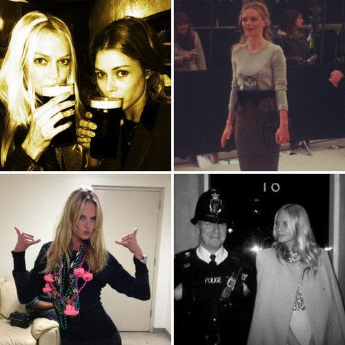 Best Fashion Twitter Pictures of the Week Starring Doutzen Kroes, Poppy Delevingne, Louise Roe & More!