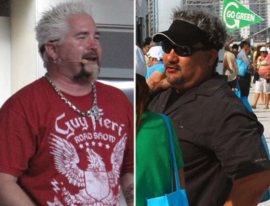 Fake vs. Real Guy Fieri