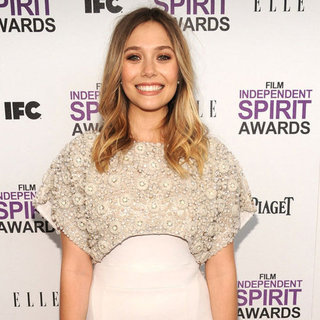Elizabeth Olsen Pictures at Independent Spirit Awards 2012
