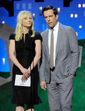 Stars Hit the Stage at the Spirit Awards Where Michelle Williams and The Artist Win Big