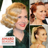 See the Hottest Oscars Hairstyles From All Angles