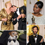 The Cutest Oscar Press Room Pics You Have to See