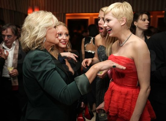Michelle Williams, Glenn Close
