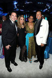 Nina, Ian, Gwen, Chace, and More Let Loose Inside Elton John's Charitable Oscar Party