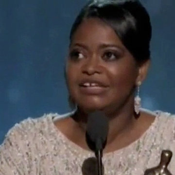 Octavia Spencer's Oscar Speech Video