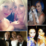 Stars Share Their Oscar Night Fun on Twitter!