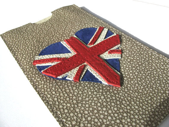 Union Jack iPhone Sleeve ($21)