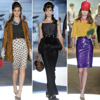 Dsquared2 Runway Fall 2012