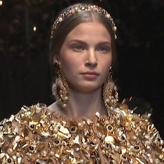 Dolce & Gabbana Fall 2012 Runway Video