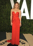 Kate Hudson in vintage Versace.