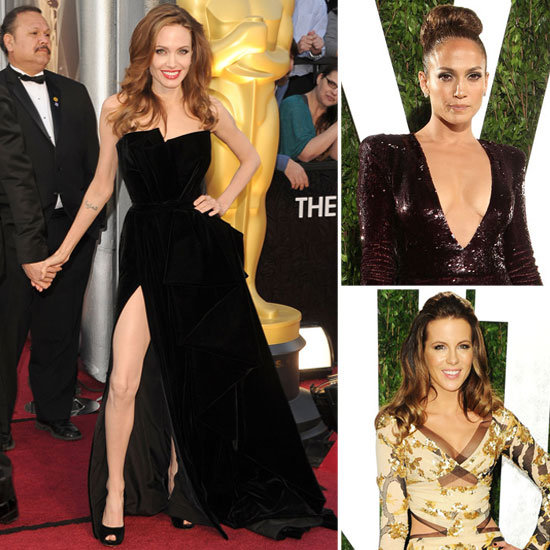 2012 Oscars: The Sexiest Celebrity Looks