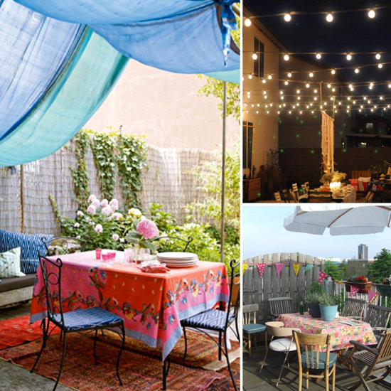 Thrifty Outdoor Decorating Ideas Plus Tips Popsugar Home