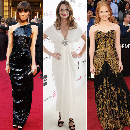 Which British Designer Dress Looks Best from Oscar Night?