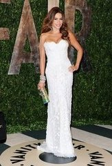 Sofa Vergara(2012 Vanity Fair Oscar Party)