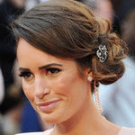 Louise Roe Inspired by Twilight's Ashley Greene at the 2012 Oscars