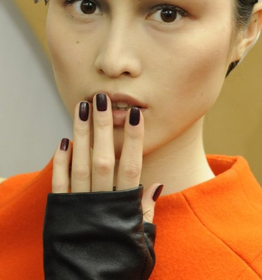 Nail Inspiration From the Fall 2012 Runways