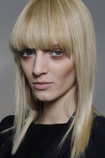Milan Fashion Week Fall 2012 Beauty