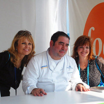 Celebrity Chefs at South Beach Wine and Food Festival