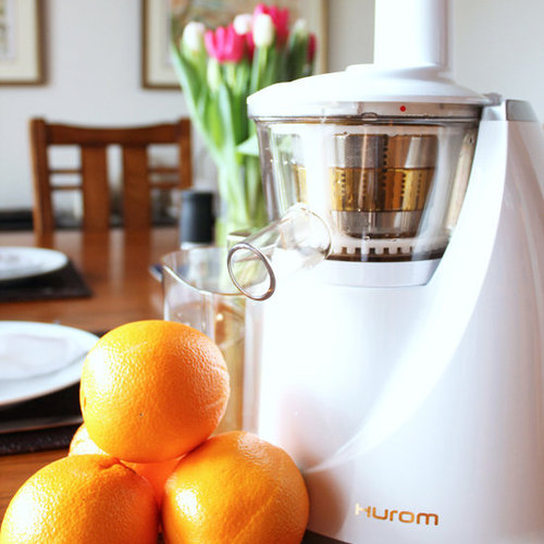 Appliance Review: Hurom Slow Juicer