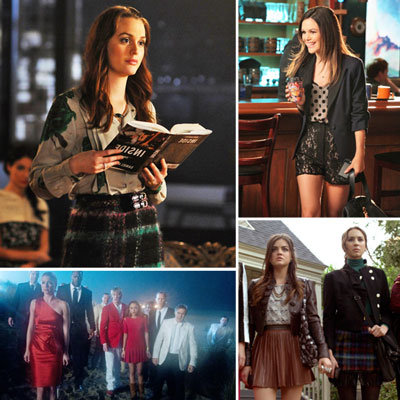 TV Style via Blake Lively and Leighton Meester on Gossip Girl, Revenge, Rachel Bilson in Hart of Dixie and More!