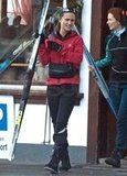 Pippa Middleton Hits the Slopes to Prep For a Charitable Competition