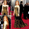 Jessica Chastain's Oscar Dress Shopping