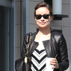 Olivia Wilde Wears Ella Moss in LA