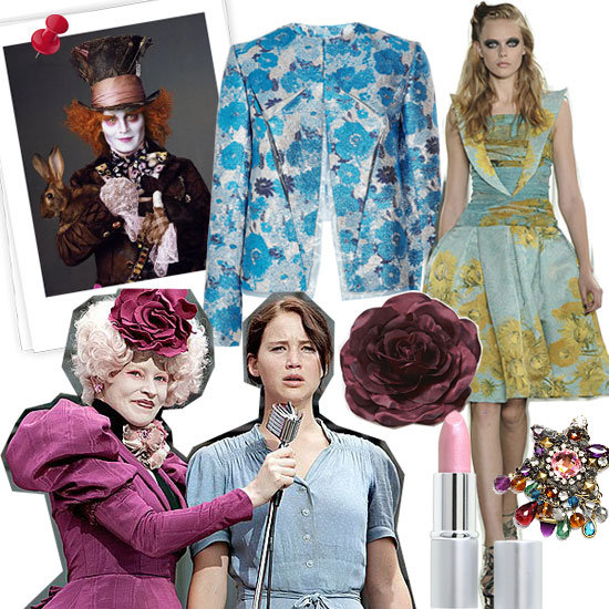 District Chic and Capitol Couture — We've Got Your Hunger Games Fashion Fix Here!