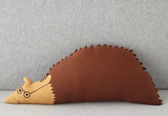 Hedgehog Pillow ($19)