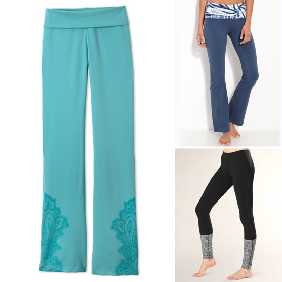 8 Options For Stylish Yoga Pants