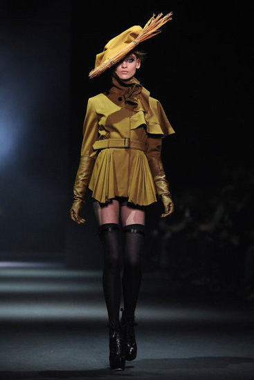 John Galliano Fall 2012