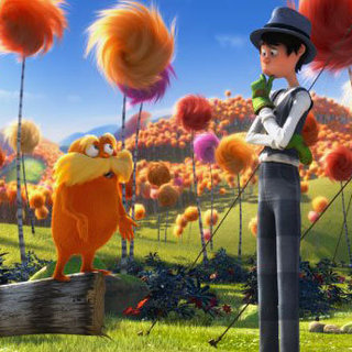 The Lorax Is the Number One Movie in America
