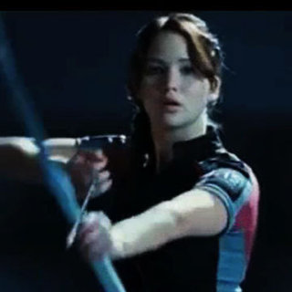 Hunger Games Katniss Clip (Video)