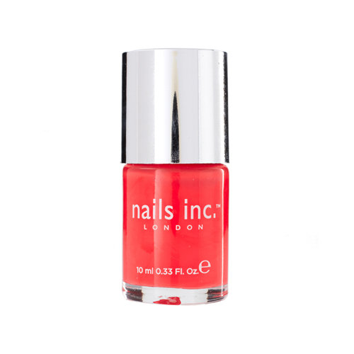 Neon Portobello Nail Varnish from Nails Inc