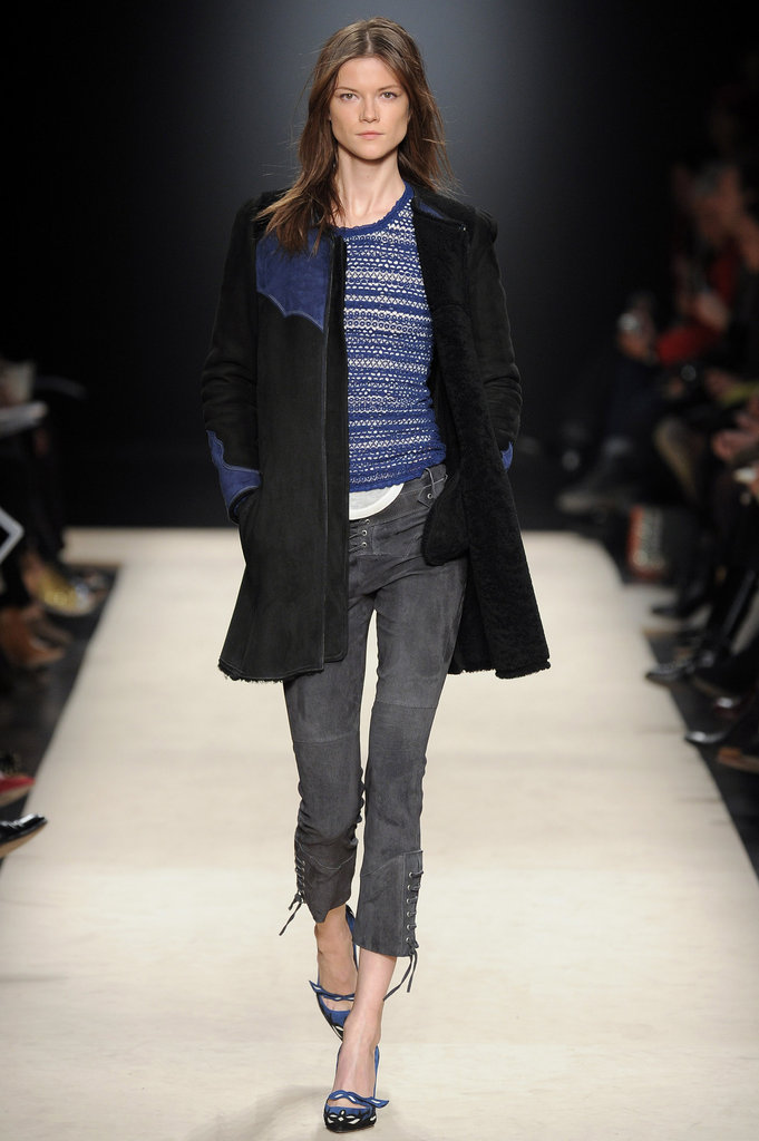Isabel Marant Fall 2012