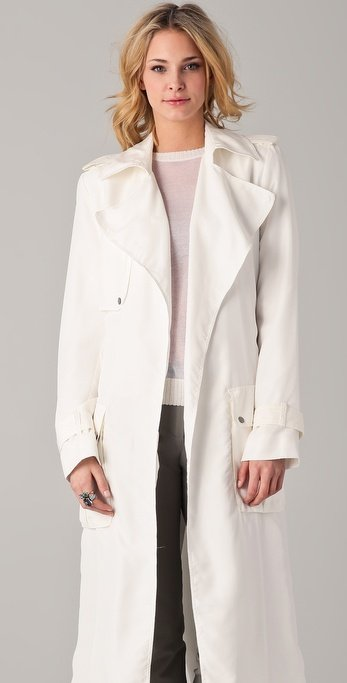 Joseph Rawlins Trench Coat ($795)